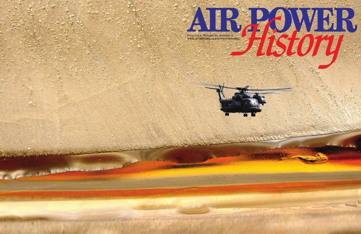 Air Power History Fall 2014 - Volume 61